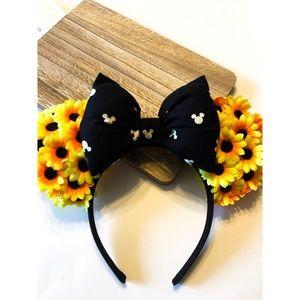 Sunflower Mickey Ears